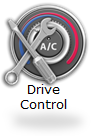 hvac page- drive control button