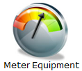metering- metering equipment icon