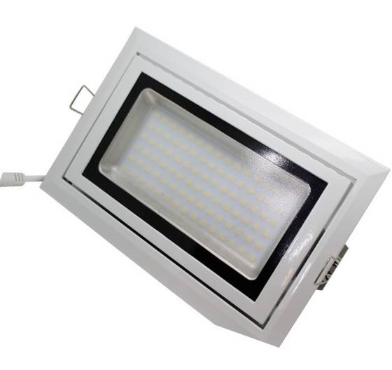 LED Shopfitter 35W – Rectangular Downlight